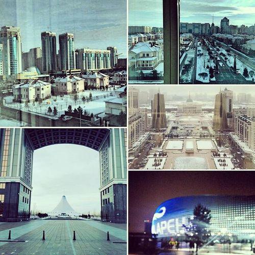 Astana é tão top! Astana Cazaquistão