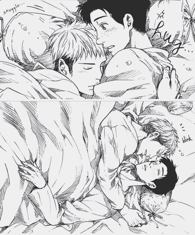 Anime Otaku Boys Love Gay Manga Fujoshi Yaoimanga Doujinshi