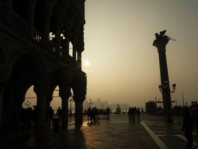Mattinate veneziane ... Piazza San Marco