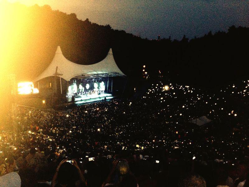 Waldbühneberlin Xaviernaidoo Stunning Flashlights Good Memories Concert Listening 🎷🎻