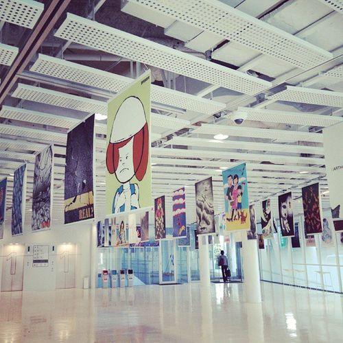 多摩美術大学・東京工芸大学・長岡造形大学 地震支援プロジェクト イラストレーションポスター展