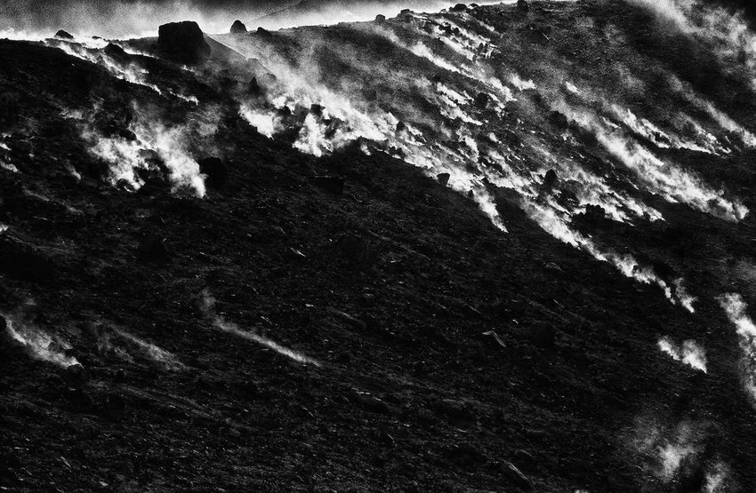 Volcanoes Vulcanology Vulcano Isole Eolie Aeolian Islands Geology Smoke EyeEm Nature Lover Eye4black&white  EyeEm Gallery EyeEm Monochrome Photography Eye4photography