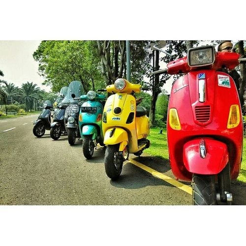 Vespalover Vespa Bopscoot Instapic snapseed MiPhone redmi1s PhotoGrid