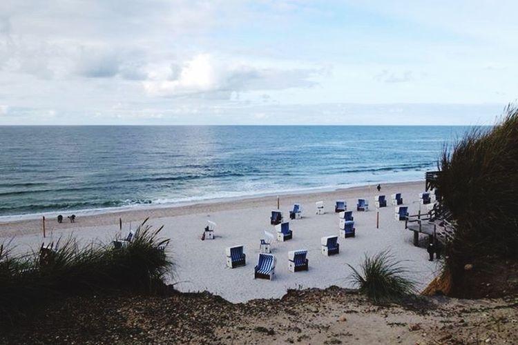 Fall Beauty on Sylt Beach