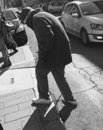 Aging City City Life Life Lonely Old Man Person Walking