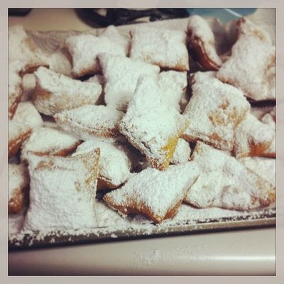 Hot, Fresh Beignets!