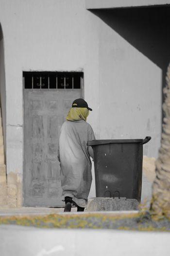 Door Nikon Nikon D5200 Maroc Casablanca Mohammedia Blackandwhite Pastel Power People Woman