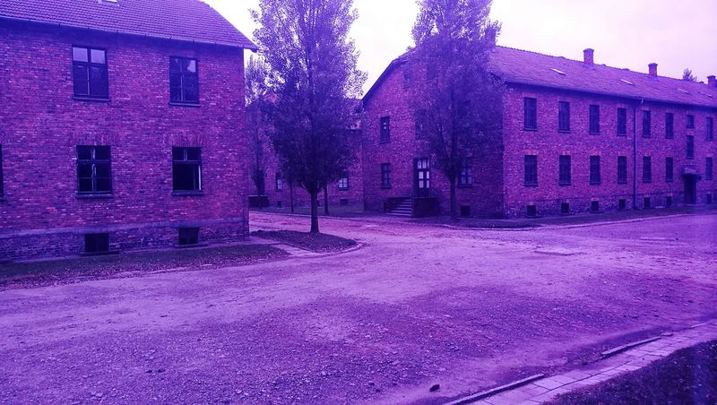 AUSCHWITZ Prison Building Historical Building History Through The Lens  Historical Place Architecture Built Structure Building Exterior Outdoors No People Day Aushwitz Aushwitz-Birkenau Aushwitz Camp Camp History Through The Lens