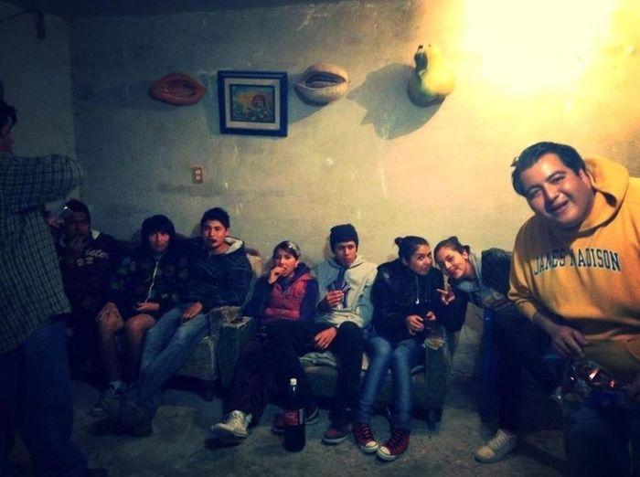 Amigos! Friends