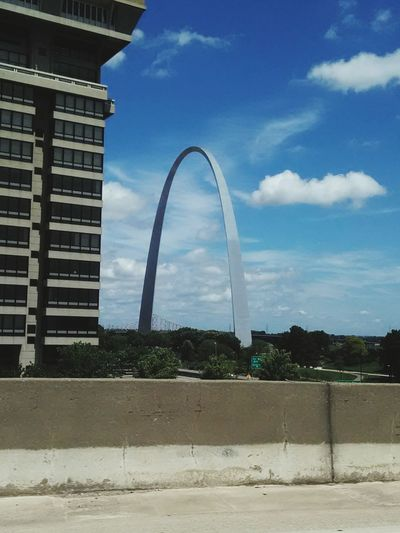 Architecture Built Structure History Cloud - Sky Business Finance And Industry Day No People Outdoors Travel Destinations Building Exterior Sky St Louis St Louis Arch St Louis Picture Shoot St Louis!! St Louis Arch Elevator St Louis Stan Musial Bridge