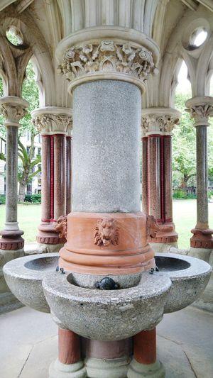 Internal Architecture Internaldesign Monument Monument In The Park LONDON 2016