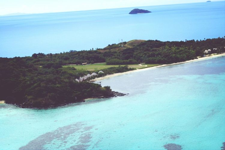 Fiji Photos Island Vacation Time Check This Out Beautiful Surroundings From An Airplane Window