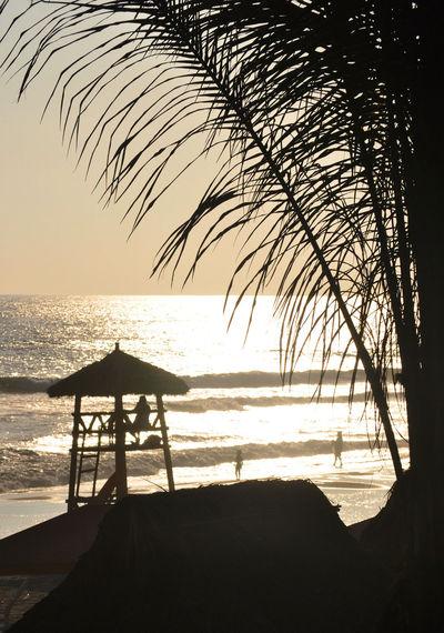 Sunset at Playa