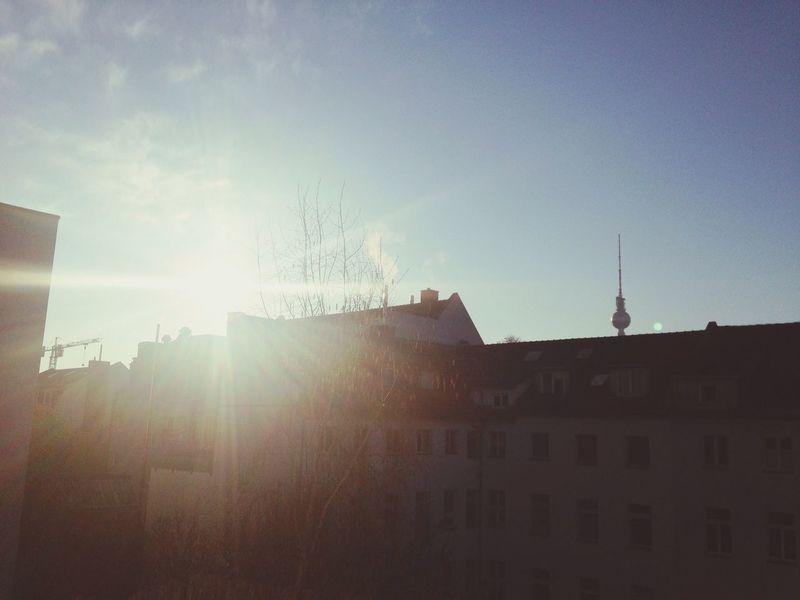 Sunrise Balcony Good Morning Rise And Shine