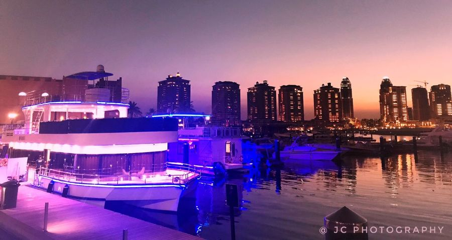 Building Exterior Architecture City Built Structure Illuminated Night Sky Building Cityscape Water Urban Skyline Landscape Skyscraper Office Building Exterior Nature Residential District Reflection City Life Travel Destinations Modern