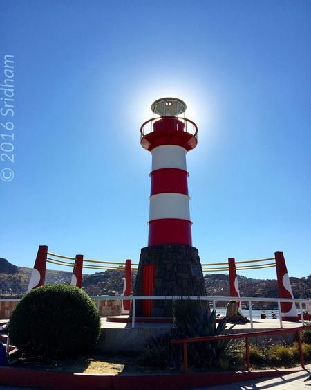 Puno Puno, Perú Peru Perutravel Perulandscapes Peru Traveling Sky Faro Awesome Awesome_shots IPhoneography Iphonephotography