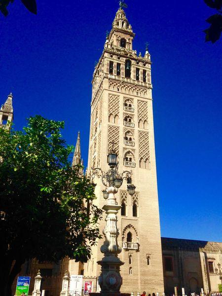Giralda Sevilla Sevillamiarma Arquitecture