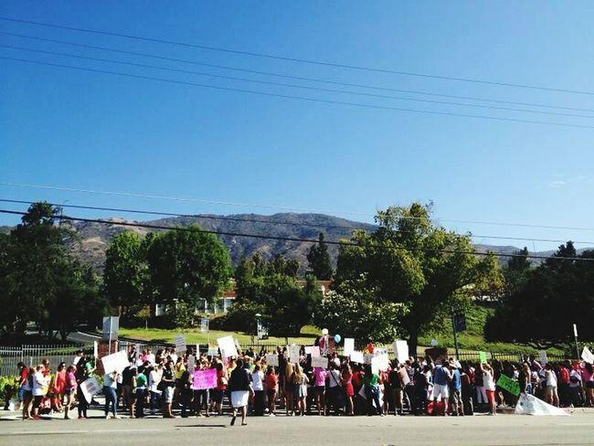 The Photojournalist - 2015 EyeEm Awards Protest Activism Glendora California Marriage Equality Love Wins EyeEm Best Shots Eye4photography  Eye For Photography