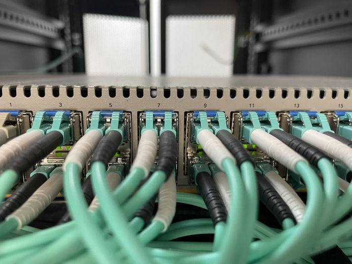 Switch fiber optic