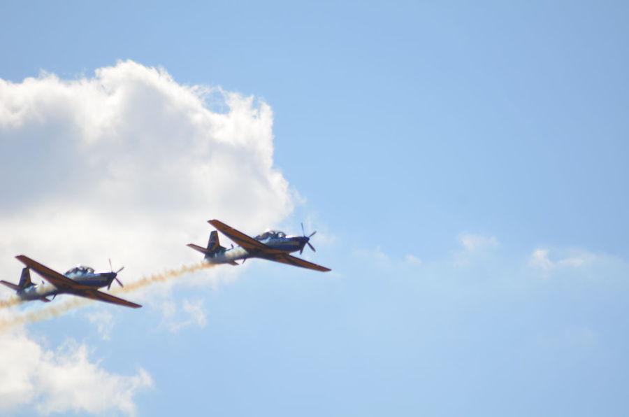 Esquadrilha Da Fumaça Esquadrilhadafumaca Air Airplane AirPlane ✈ Airplanes Acrobatic Activity Plane Air Force Acrobat