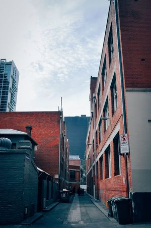 Architecture Building Exterior Sky Built Structure City No People Outdoors Day Australia Melbourne EyeEmNewHere