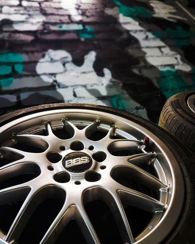 BBS Rims BBS Wheels Tires Close-up No People Camo Camouflage Background Focus Green Color Army