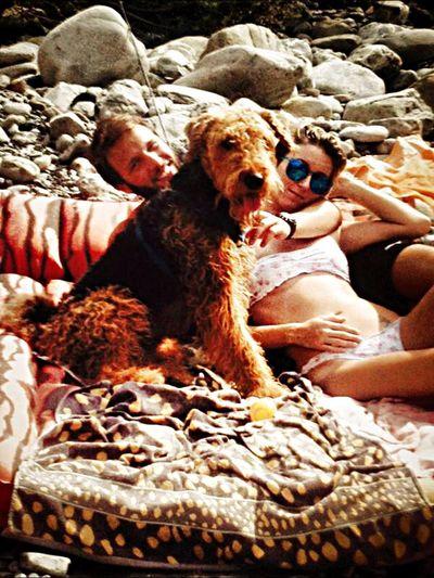 Relaxing Summer Love Family❤ First Eyeem Photo