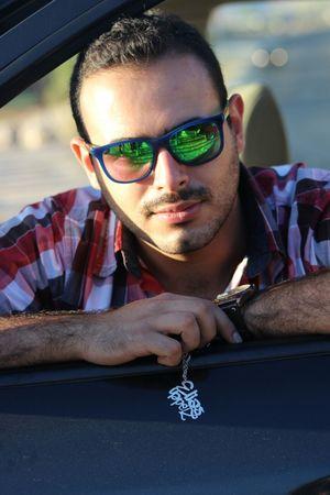 Portrait Shooting #model #lagafa #photo Sunglasses Prada