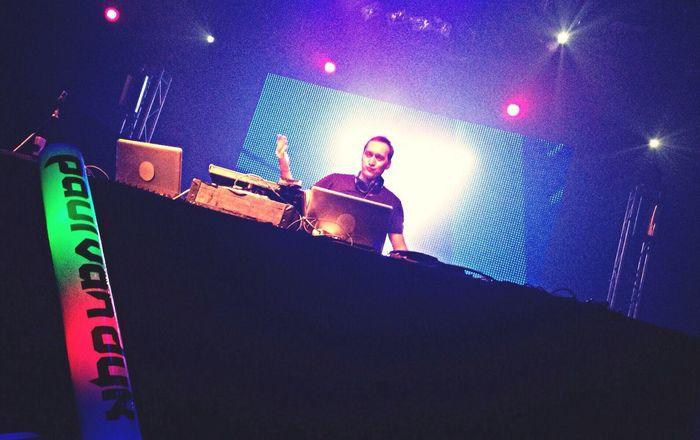 Paul Van Dyk Party Frankfurt Hello World