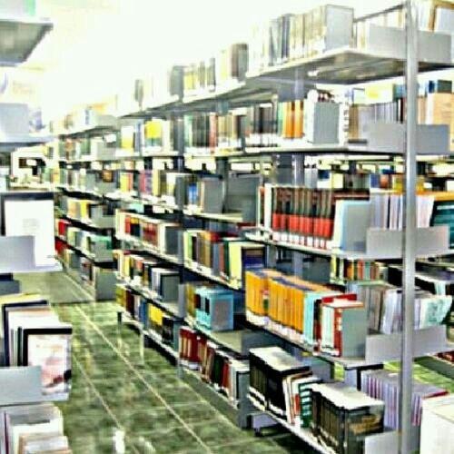 ai meu corassaum! ?? Let's Go Estuding Biblioteca Partiu ✌