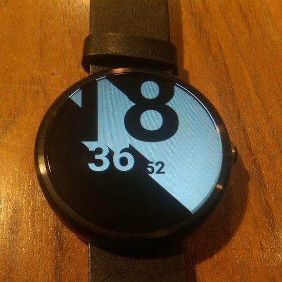 Watchface Watchmaker Moto360