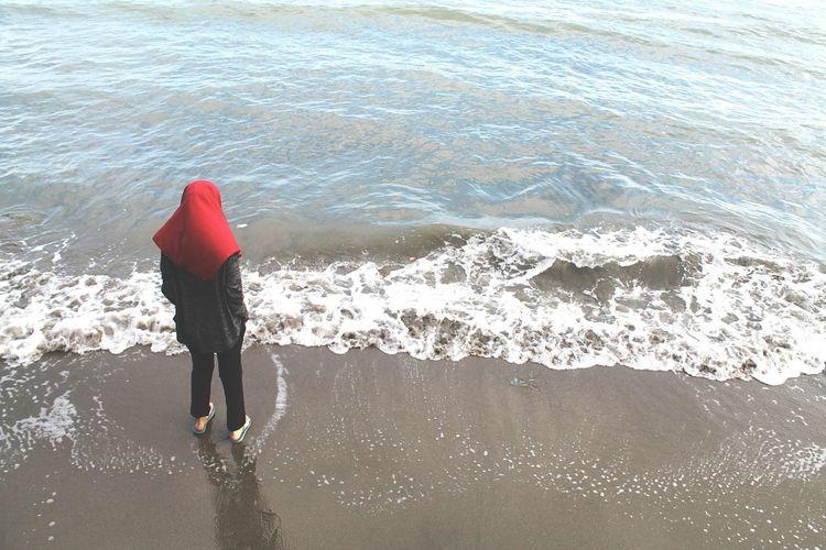 Beach Sea Outdoors Calm Shortescape