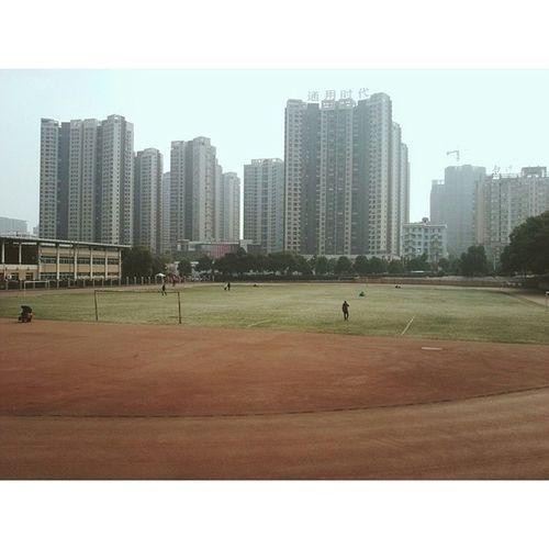 长沙理工大学 长沙 湖南 体育场 足球场 changsha hunan football field vsco vscocam