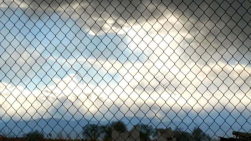Mental Health Awareness Clouds And Sky Fenced-in Colorado Cloudscapes Outdoors Nature