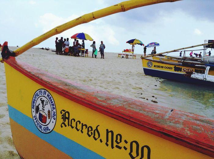 At the sandbar Vacation Camiguin White Island Eyeem Philippines Summer Views Boats EyeEm Best Shots Summer Frame It!