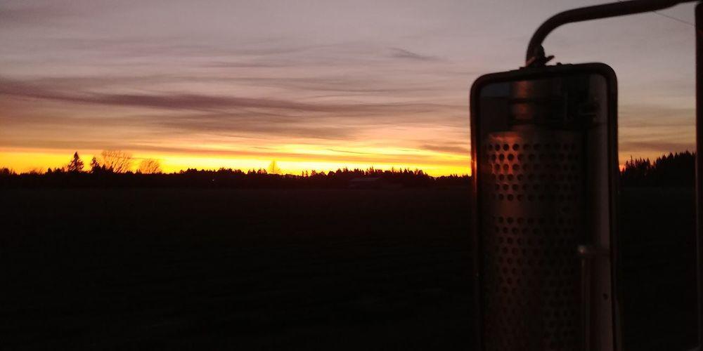 Sunset Steel