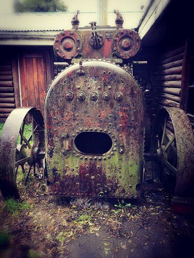 antigua Maquina