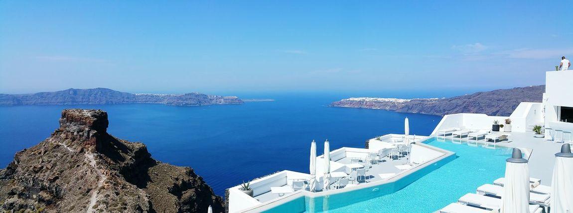 Santorini, Greece Architecture Contrast Details Architecture_collection Architecture Details Of My Life Balance