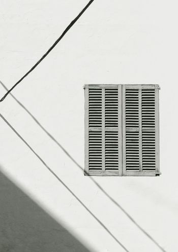 Window Closed Window  Shadowplay Wire Black And White Photography No People Sunny Day Summertime Wooden Shutters Minimalism #minimalist #minimal #TagsForLikes #minimalistic #minimalistics #minimalove #minimalobsession #photooftheday #minimalninja #instaminim #minimalisbd #simple #simplicity #keepitsimple #minimalplanet #love #instagood #minimalhunter #minimalista #m