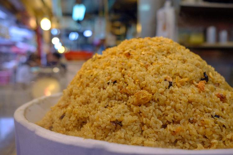 Rice Taiwan Keelung 基隆 基隆廟口夜市 Travel Food Foodporn Foodphotography Fujifilm Fujifilm_xseries X-t2 FUJIFILM X-T2 油飯 Taiwanese Food Food And Drink Yummy