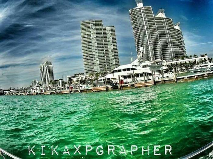 Love miami. Florida Miami Miami Beach Apt water Water Relaxing Taking Photos Enjoying Life Kikaxpgrapher Photography