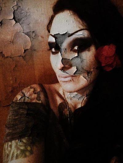 Pinup Domiana Demonica Mistress Domiana Decayed Beauty #graveyardbeauty#wickedwitch#cougar#origanalfetishmodel