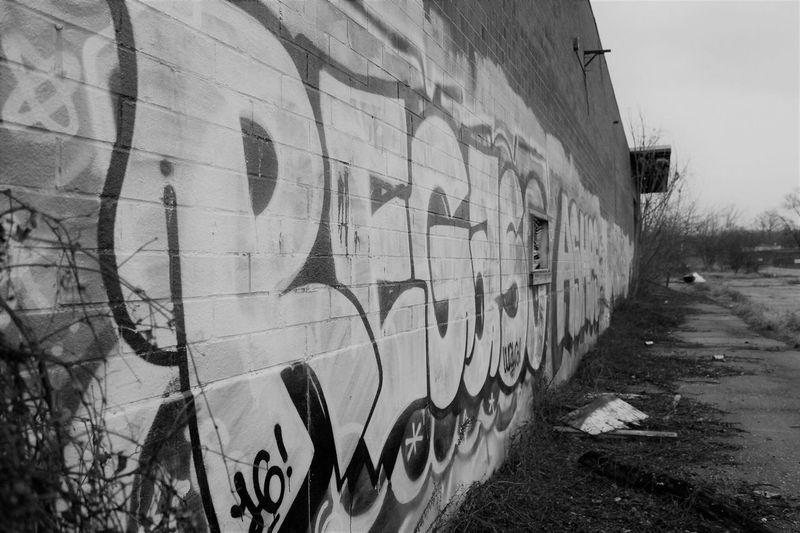 Graffiti Wall -
