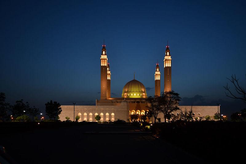 Oman Mosque