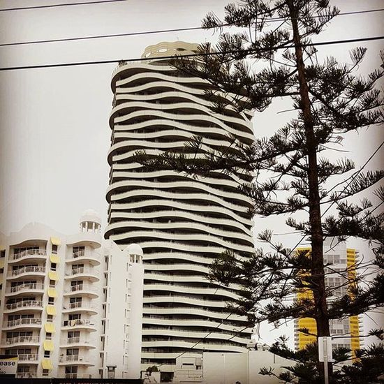 Waves Waves Architecture Different Building dubai brilliant awesome australia likesforlikes likes like4like likeforlike likefofcomment likeback uae