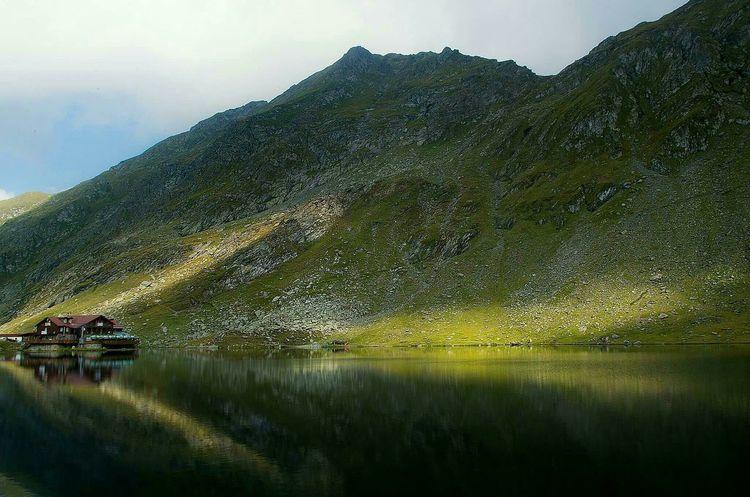 Balea Lake // Romania Pentax Romania Fromsummer