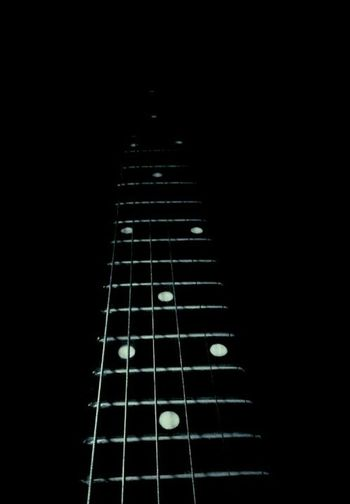 First Eyeem Photo Check This Out Photographylovers Guitar Love Randomshot Guitar Hero Strings Of Music Chords Nightphotography Darkness😁😏