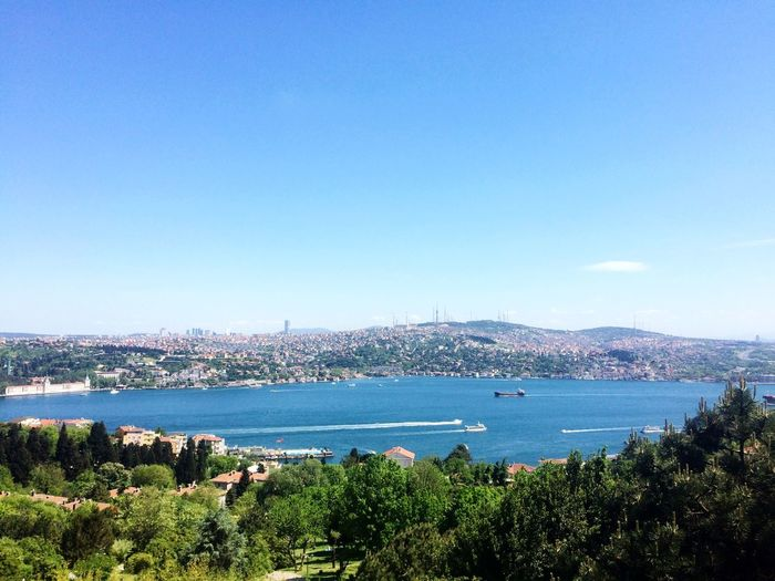 Tea Is Healthy Mocha Drinking A Latte Relaxing Sea Sunshine Reading Istanbul Packing My Suitcase Sky