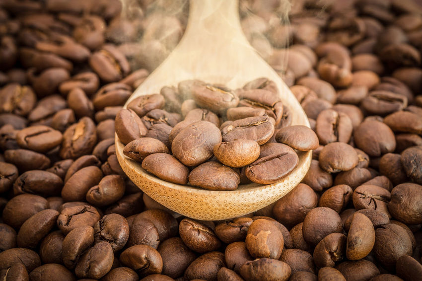 Abundance Close-up Coffee Bean Day Food Food And Drink Freshness Healthy Eating Indoors  Large Group Of Objects No People Nut - Food Raw Coffee Bean