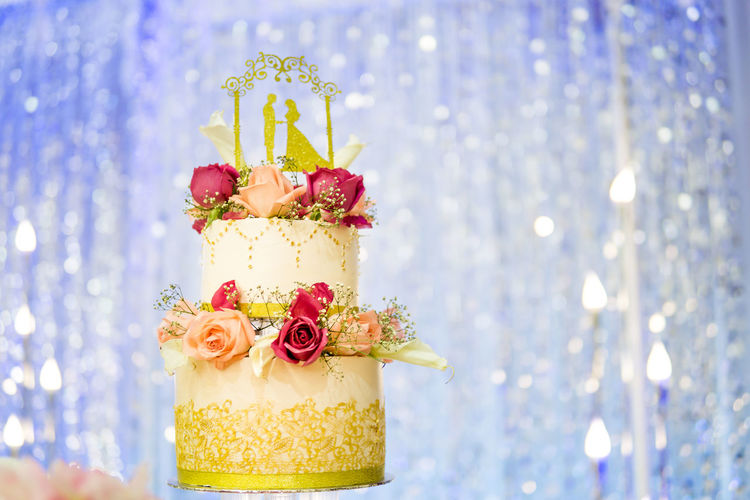 2 Tier Tray Wedding Cake Celebration Dessert Food Freshness Indulgence Ready-to-eat Sweet Food Wedding